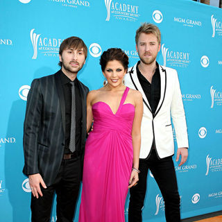 Lady Antebellum in The 45th Annual Academy of Country Music Awards