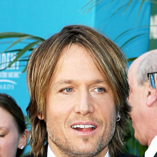 Keith Urban in The 45th Annual Academy of Country Music Awards