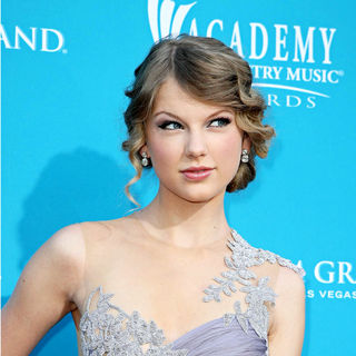Taylor Swift in The 45th Annual Academy of Country Music Awards