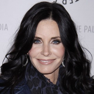 Courteney Cox - Cougar Town's Third Season Premiere - Arrivals