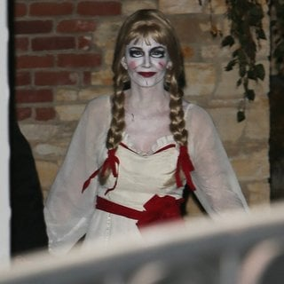 Courteney Cox - Kate Hudson's Halloween Party
