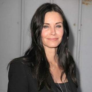 Courteney Cox - Annual Los Angeles Modernism Show Opening Night Party - Arrivals