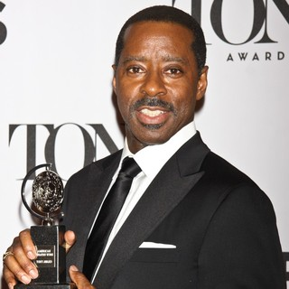 Courtney B. Vance in The 67th Annual Tony Awards - Press Room