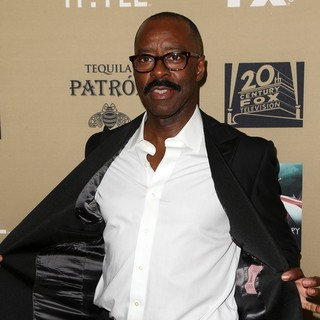 Courtney B. Vance in Premiere Screening of FX's American Horror Story: Hotel - Arrivals