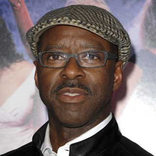 Courtney B. Vance in The Premiere of Joyful Noise - Arrivals