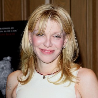 Courtney Love in Beware of Mr. Baker New York Screening