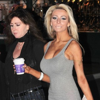 Courtney Stodden in Courtney Stodden Spends The Day Shopping