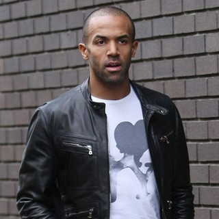 Craig David in Craig David at The ITV Studios