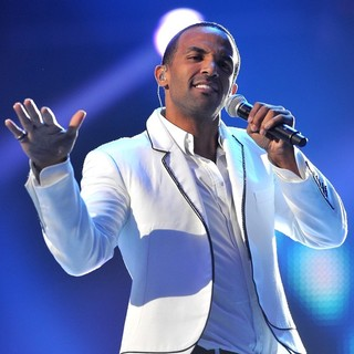 Craig David in Michael Jackson Tribute Concert Held at The Cardiff Millenium Stadium