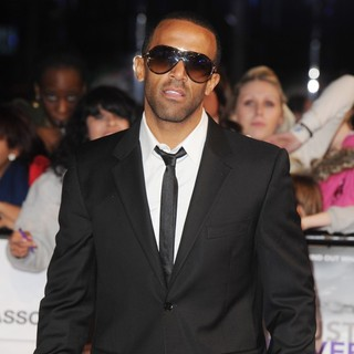 Craig David in Justin Bieber: Never Say Never Film Premiere - Arrivals