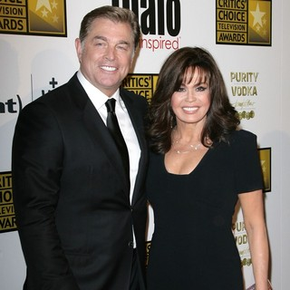 Steve Craig, Marie Osmond in Broadcast Television Journalists Association's 3rd Annual Critics' Choice Television Awards