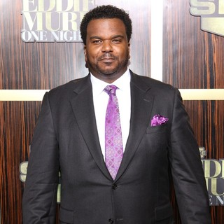 Craig Robinson in Spike TV's Eddie Murphy: One Night Only