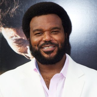 Craig Robinson in New York Premiere of Get on Up - Red Carpet Arrivals