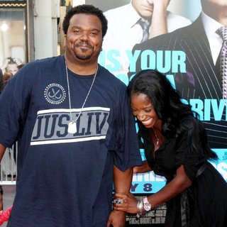 Craig Robinson in The Los Angeles Premiere of Horrible Bosses - Arrivals