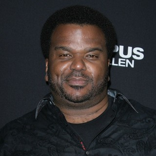 Craig Robinson in Los Angeles Premiere of Olympus Has Fallen