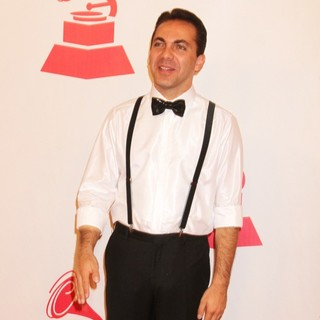 Cristian Castro in 2011 Latin Recording Academy Person of The Year Tribute to Shakira