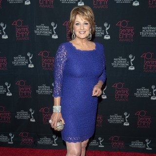 Cristina Ferrare in 40th Annual Daytime Entertainment Creative Arts Emmy Awards