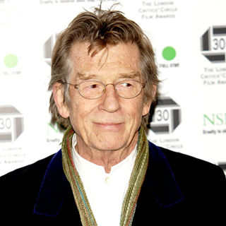John Hurt in The London Critics' Circle Film Awards - Arrivals