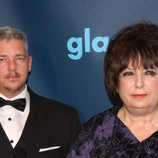 Dennis Croft, Joan Koplan in 24th Annual GLAAD Media Awards - Arrivals