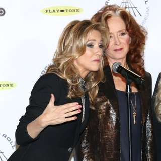 Sheryl Crow, Bonnie Raitt in 29th Annual Rock and Roll Hall of Fame Induction Ceremony