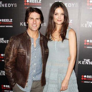 Tom Cruise, Katie Holmes in World Premiere of The Kennedys