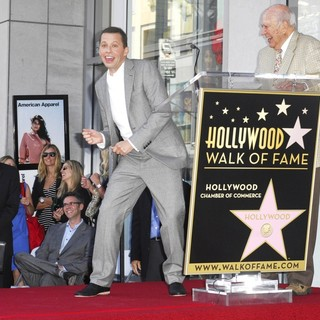 Jon Cryer, Carl Reiner in Jon Cryer Is Honored with A Hollywood Star