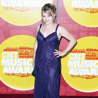 Crystal Bowersox in 2011 CMT Music Awards