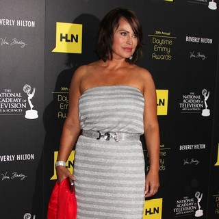 Crystal Chappell in 39th Daytime Emmy Awards - Arrivals