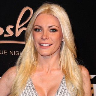 Crystal Harris in Crystal Harris Hosts Sexy Party