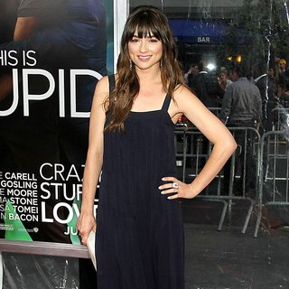 Crystal Reed in World Premiere of Crazy, Stupid, Love - Arrivals