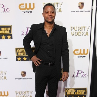 Cuba Gooding Jr. in The 19th Annual Critics' Choice Awards