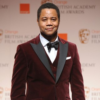 Cuba Gooding Jr. - Orange British Academy Film Awards 2012 - Press Room