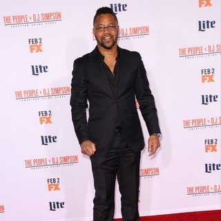 Cuba Gooding Jr. - The Premiere of FX's American Crime Story