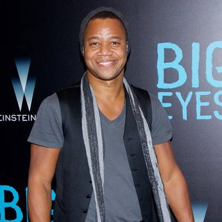 Cuba Gooding Jr. - New York Premiere of Big Eyes - Red Carpet Arrivals