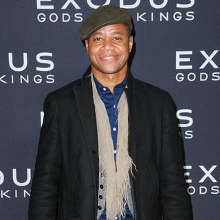 New York Premiere of Exodus: Gods and Kings - Arrivals