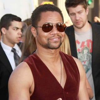 Cuba Gooding Jr. in Premiere of Warner Bros. Pictures Rock of Ages - Arrivals