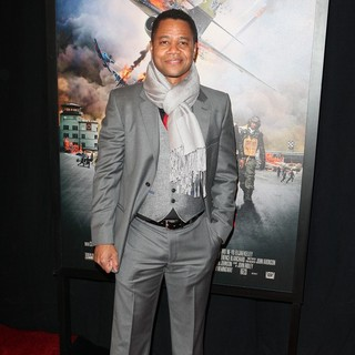 Cuba Gooding Jr. in The New York Premiere of Red Tails