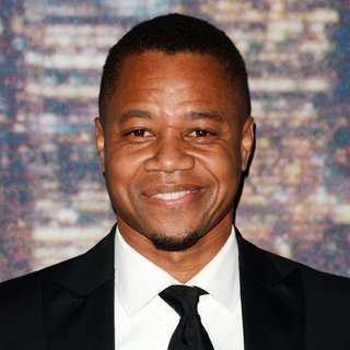 Cuba Gooding Jr. - Saturday Night Live 40th Anniversary Special - Red Carpet Arrivals