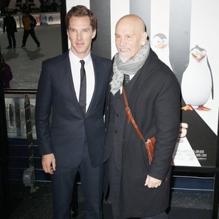 Benedict Cumberbatch, John Malkovich in New York Premiere of Penguins of Madagascar