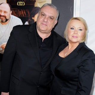 Vincent Curatola, Maureen Curatola in New York Screening of Enough Said - Red Carpet Arrivals