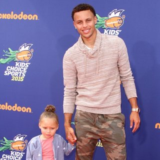 Nickelodeon Kids' Choice Sports 2015 Awards - Arrivals
