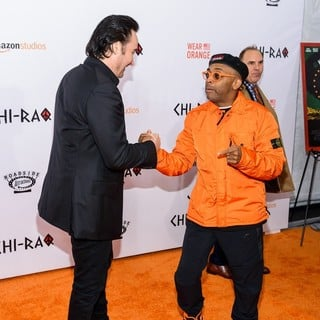 New York Premiere of Chi-Raq - Arrivals