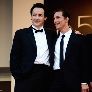 John Cusack, Matthew McConaughey in The Paperboy Premiere - During The 65th Cannes Film Festival