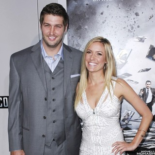 Jay Cutler, Kristin Cavallari in Los Angeles Premiere of Source Code - Arrivals