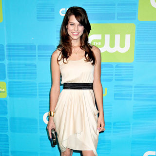 Lyndsy Fonseca in 2010 The CW Network UpFront - Arrivals
