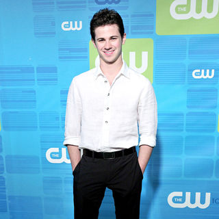 Connor Paolo in 2010 The CW Network UpFront - Arrivals
