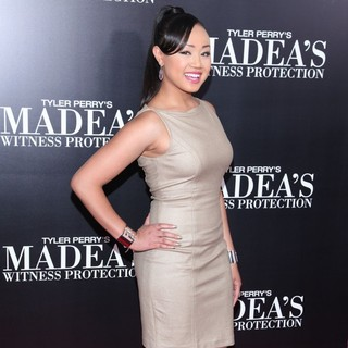 Tyler Perry's Madea's Witness Protection New York Premiere - cymphonique-miller-premiere-madea-s-witness-protection-01