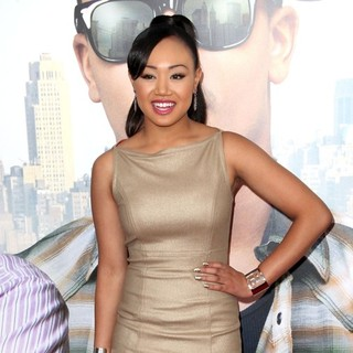 Cymphonique Miller in Tyler Perry's Madea's Witness Protection New York Premiere