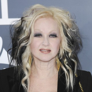 Cyndi Lauper in 54th Annual GRAMMY Awards - Arrivals