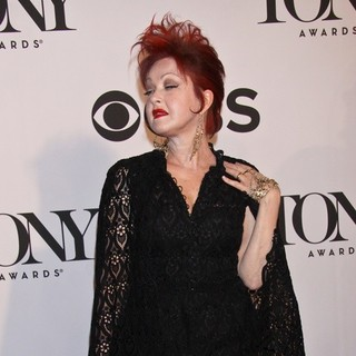 Cyndi Lauper in The 67th Annual Tony Awards - Arrivals